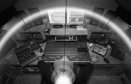 Sonnentrommel-Studio